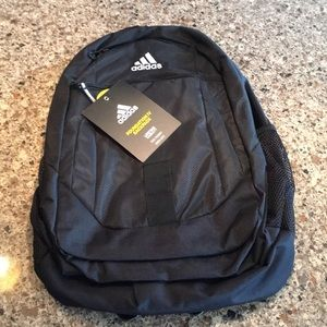NWT Adidas Foundation IV Backpack Black $45retail
